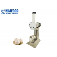 Dia 230mm Fruit And Vegetable Processing Line Young Coconut Peeler Machine Manufactures