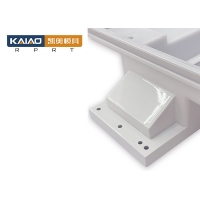 Bending And Laser Cutting Galvanized Plate Sheet Metal Rapid Prototype Manufactures