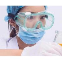 Export Ce Standard Medical Anti-Fog Full-Enclosed Epidemic-Proof Four-Bead Goggles Anti-Spitting Splash Dust-Proof Sourc Manufactures