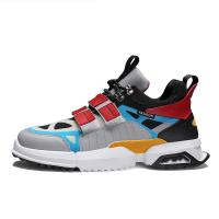 Casual Lightweight Running Trainers Wear Resistant Customized Logo Accept Manufactures