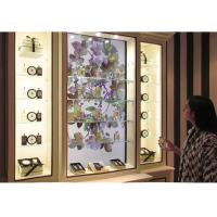 Customized Interactive Showcase Interactive Display Case For Shopping And Museum Manufactures