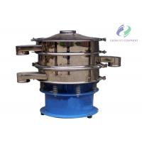 Rotary Vibrating Screen / Sieve / Separator For Clay / Powder / Grain Manufactures