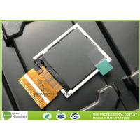 China Different Brightness TN Lcd Panel 1.4 Inch Resolution 128x128 With MCU 8 Bit Interface on sale