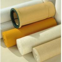 Polyester Anti static Dust Collector Filter Cloth / Carbon Fiber Needle Punched Felt Manufactures