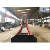 Large Capacity Sawdust Chain Drag Submerged Scraper Conveyor Manufactures
