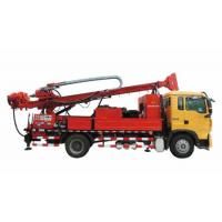 Truck Mounted Multi Function Engineering Drilling Machine 150m Civil Building Water Well M150 Manufactures