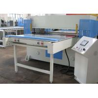 Buy cheap Making Shoes Hydraulic Die Cutting Machine Double Cylinder Selfbalance from wholesalers
