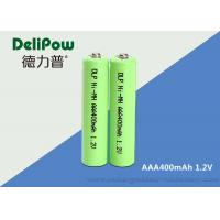 Aaa NIMH Rechargeable Battery For Camera / LED / Electric Bike  Manufactures