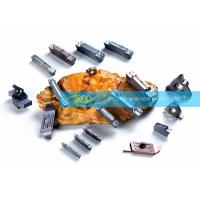 Stability CNC Carbide Grooving Inserts Width 1.5 To 6.0 Mm For Groove / Part Turning Manufactures