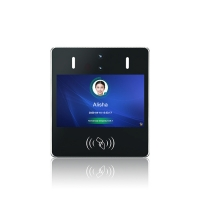 Buy cheap Iris Biometrics Facial Recognition Access Control System for Employee from wholesalers