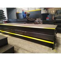 Buy cheap 3 X 24m 200t Q235 steel truck scale weighbridge scale for weighing truck from wholesalers
