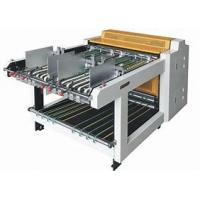 Fully Automatic Industrial Box Making Machine High Efficiency Firm Structure Manufactures