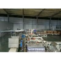 Buy cheap High Speed Automatic Palletizer Machine Can Depalletizer PLC Control System from wholesalers