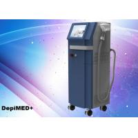 Painless Diode Hair Removal Laser Beauty Equipment 100J/cm Energy Density Manufactures