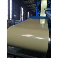 SGCC Soft Prepainted Alun - Zinc Steel Sheet Coil For Corrugated Roof Manufactures