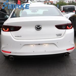 Yellow Mazda 3 Axela LED Daytime Running Light Manufactures