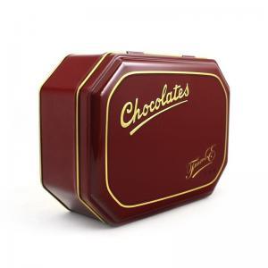 Custom Chocolate Metal Tins Wholesale Company Manufactures