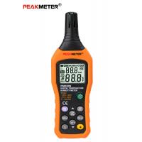 Weather Measurement Digital Thermometer Humidity Meter Low Battery Indications Manufactures