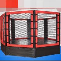 Buy cheap Customized Hexagon octagon cage MMA/ Muaythai/ wrestling/ martial arts/ UFC/ from wholesalers