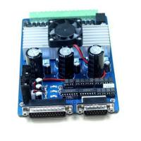 3 axis TB6560 3.5A 16 Segments Stepper Motor Controller For CNC Engraving Machine Manufactures