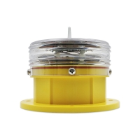 IALA IP68 flash boat yacht marine navigation lights Solar Led light house beacon lights Manufactures