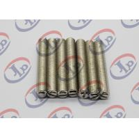 Full Thread Screw Metal Machined Parts Lathe Turning 303 Stainless Steel