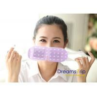 Lavender Heated Steam Eye Mask with Real vapor Released for Tired Dry Eyes Manufactures