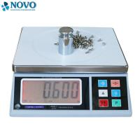 6 keys Digital Weighing Scale Rechargeable Battery Operated Manufactures