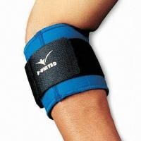 Tennis Elbow Support with Velcro Strap Manufactures