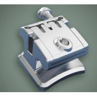 Dental Orthodontic Instruments Metal Self - Ligating Bracket Manufactures
