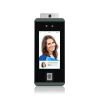 Buy cheap Facial Recognition Access Control System with a temperature sensor from wholesalers
