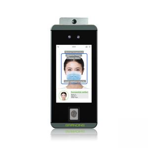 Palm & Facial Recognition Access Control System for Public area Manufactures