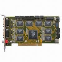 Buy cheap USB DVR Card/Board with 8CH Audio Input from wholesalers