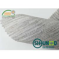 Jacket Woven Fusible Interlining 112 / 150 / 160cm Width Natural Color Manufactures