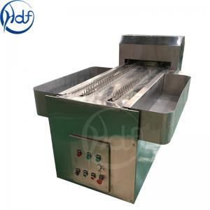 High Speed Chicken Feet Cutting Machine , Chicken Processing Line ISO / CE Manufactures