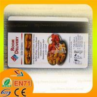 Buy cheap Plastic PVC Magnetic Stripe Cards from wholesalers