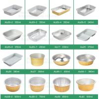 Microwave Disposable Aluminum Foil Pizza Baking Tray Pans Container Sizes,Pan Box Trays Takeaway Container,Kitchen And B Manufactures