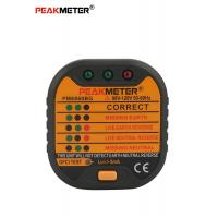 Portable Mains Electric Socket Tester Circuit Breaker Finders With Ensure Line Manufactures