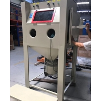 Environmentally friendly sandblasting machine for Rust Removal Manufactures