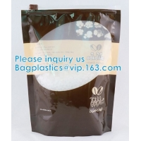 Stand Up Pouch Herbal Tea Doypack Capsule Packaging Bag With Zipper Herbal Tea Bag Packaging Manufactures