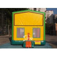 Commercial Dora Module Inflatable Bounce Houses High Durability Manufactures