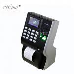 Thermal Printer Biometric Time Attendance Machine , LP400 Time Clock Machine Manufactures