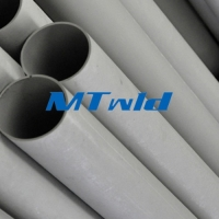 Buy cheap Pickled Surface ASTM A249 Stainless Steel Welded Tube For Chemical from wholesalers