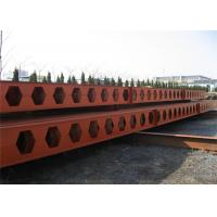 JIS ASTM H Shaped Anti Rust 12m Structural Steel Beams Manufactures