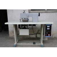 Buy cheap 220V Disposable Fabric Welding Machine , 2.2KW Surgical Gown Making Machine from wholesalers