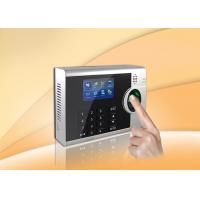 9PIN ID Biometric Fingerprint Attendance System Recorder Embedded LINUX Manufactures