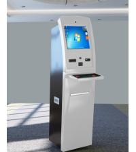 Internet Banking Kiosk , Financial Cash Payment Kiosk Explosion Proof Design Manufactures