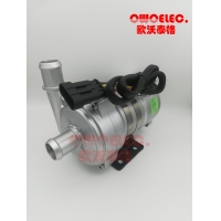 24V 2400L/H Auxiliary 17m Electric Water Pump Car Manufactures