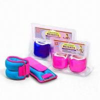 Soft Wrist/Ankle Weight, Available in Various Colors Manufactures