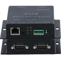 2 Port Serial RS232/422/485 to Ethernet Server/Com Driver,Industrial Edition VU2 Manufactures